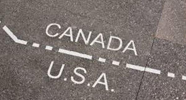 A Virtual Tourism Wall on the Canada – U.S. Border?